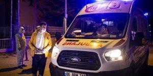 Karantinadan kaçan kişi evinde yakalandı, tekrar hastaneye götürüldü
