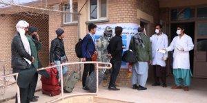 Afganistan'da koronavirüsle mücadelede yeni tedbir