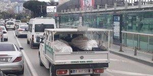 Samsun'da koronavirüs salgını nedeniyle ölüm