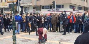 Rize'de sokak ortasında bir kadın başından vuruldu
