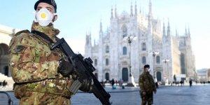 Fransa, İtalya ve İspanya'nın milyonlarca maskesine el koydu