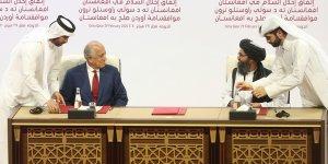 Taliban, ABD'yi anlaşmayı ihlal etmekle suçladı