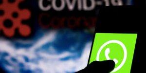 Koronavirüs salgını için 'WhatsApp Danışma Hattı' kuruldu