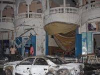 Mogadişu'da bombalı saldırı