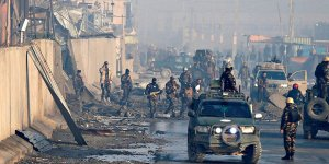 Taliban'dan bombalı araç saldırısı