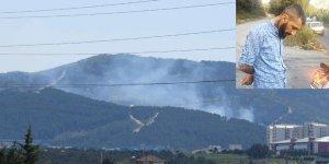 PKK adına Aydos Ormanı'nı yakan sanığın cezası belli oldu