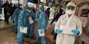 Kapalıçarşı'da 7 esnaf koronavirüsten hayatını kaybetti