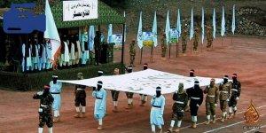 Taliban, askeri geçit töreninin görüntülerini yayınladı