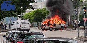 Fransa'da Cezayirli ve Çeçen gruplar arasında silahlı çatışmalar yaşanıyor