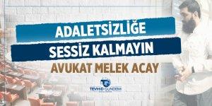 Avukat Melek Acay, Halis Hoca'nın 3 yılı aşan tutukluluk halini değerlendirdi