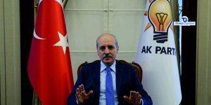 İstanbul Sözleşmesi'neNuman Kurtulmuş'tan dikkat çekençıkış