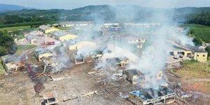 Sakarya'daki patlamaya ilişkin 3 gözaltı