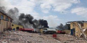 Sakarya'da patlama yaşanan havai fişek fabrikasının sahibi tutuklandı