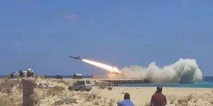 Hafter güçleri Kaddafi'den kalma füzeleri test etti