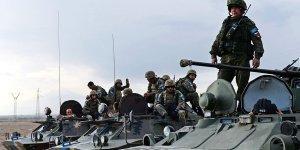 Ermenistan ve Rusya birlikleri ortak tatbikat başlattı