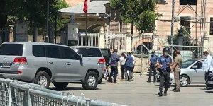 ABD Büyükelçisi Ayasofya'yı ziyaret etti