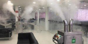 Covid-19 sterilizasyonunda ''Ozon gazı'' işe yarıyor iddiası