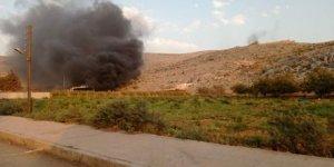 Esed rejimi Halep'in batısında TSK noktasına saldırdı