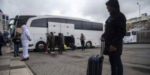 Covid-19 temaslı yolcu taşıyan otobüs firmasına seferden men cezası