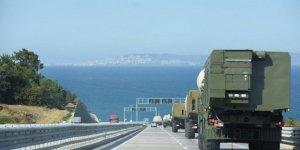 S-400'ler Sinop'a yerleştirildi