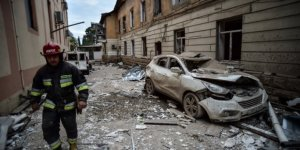 Ermenistan Gence'ye yaptığı saldırının ardından Mingeçevir'i Scud füzesiyle vurdu