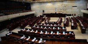 İşgal devletinin meclisi fesh edildi, erken seçimin yolu açıldı