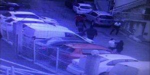 Kağıthane'de sokak ortasında demirli, bıçaklı kavga
