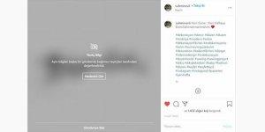 Instagram'ın 'Bismillah' lafzını sansürlemesi tepki çekti