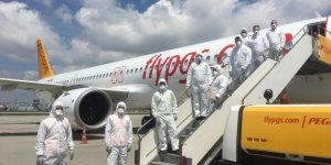 Pegasus'un yolcu sayısında ciddi düşüş yaşandı