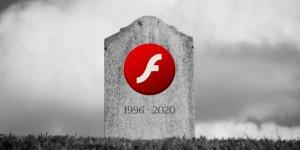 Flash Player devri bitti: 'Bilgisayarınızdan bizi kaldırmanızı tavsiye ediyoruz'