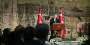 Erdoğan: Beni dinlerler dinlemezler, ben yüksek faize karşıyım