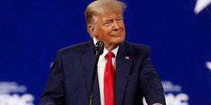 Trump uzun aradan sonra ilk kez konuştu