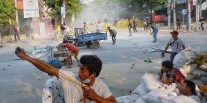 Myanmar'da darbe yapan askerler halkı öldürmeye devam ediyor: 38 ölü