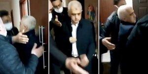 Gergerlioğlu cezaevine götürülmek üzere olaylı bir şekilde gözaltına alındı