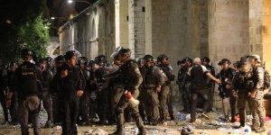 Pakistan, İsrail'in Mescid-i Aksa'ya yönelik saldırısını şiddetle kınadı