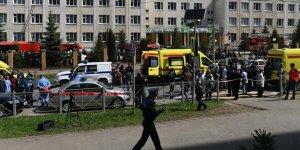 Rusya'da okula silahlı saldırı: 11 ölü, 4 yaralı