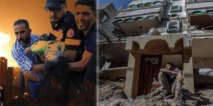 BM: İsrail'in Gazze saldırıları sonucu en az 52 bin kişi yerinden oldu