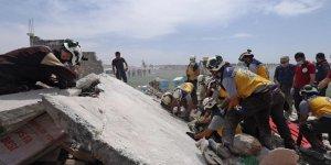 Esed rejimi İdlib'de sivilleri hedef aldı: 7 ölü 10 yaralı