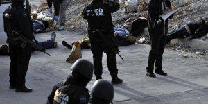Meksika'da uyuşturucu tacirleri çatıştı: 18 ölü