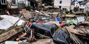 Almanya'da sel felaketi sonrası ölenlerin sayısı 81'e yükseldi.