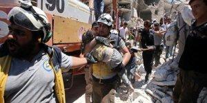 Rusya, İdlib'de sivilleri hedef almaya devam ediyor!