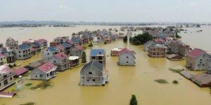 Çin, son yılların en büyük sel felaketini yaşıyor