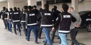 İstanbul merkezli 24 ilde FETÖ operasyonu: 82 gözaltı