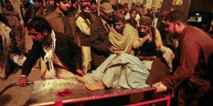 Pakistan'da Kerbela anma töreninde patlama: 3 ölü, 50 yaralı
