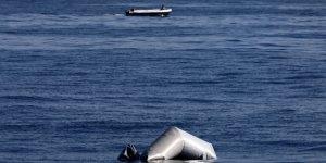 Göçmenleri taşıyan bot battı: 39 ölü