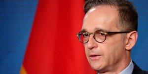Almanya Dışişleri Bakanı Heiko Maas'tan Türkiye'ye ziyaret
