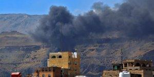 Arap koalisyon güçlerinden, Marib'e 25 hava saldırısı
