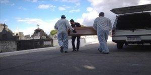 Brezilya'da can kayıpları 580 bini aştı!