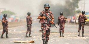 Burkina Faso'da polisin gazlı müdahalesi sonucu 8 kişi hayatını kaybetti