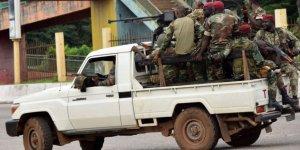 Gine'nin başkentinde yoğun çatışmalar